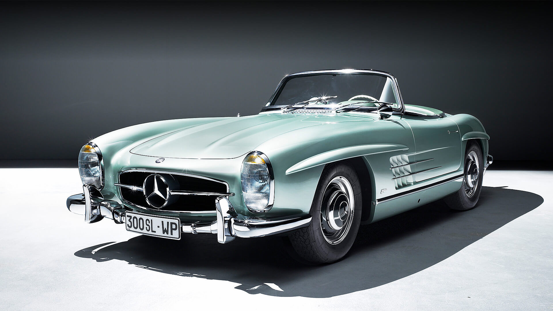 The allure of vintage cars – We love what we do, and have done for ...