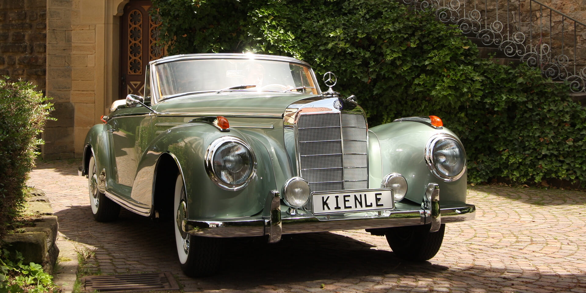 Vintage Mercedes cars from Kienle Automobiltechnik