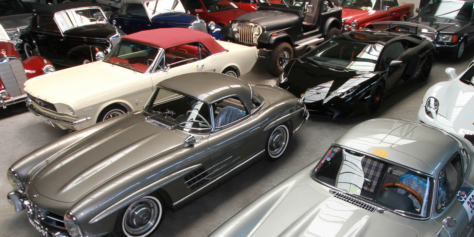 Purchasing vintage Mercedes cars – Kienle can help